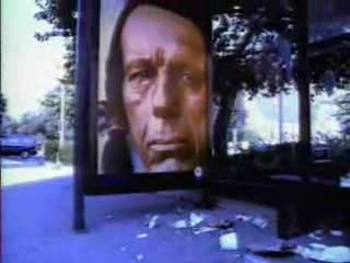 The resurgence of Iron Eyes Cody after his death in 1998. This PSA only ran for a short time in very few markets.