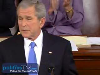 Excerpt from Bushs final State of the Union address - Jan. 28 2008
