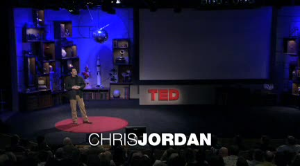 TED Talks Artist Chris Jordan shows us an arresting view of what Western culture looks like. 