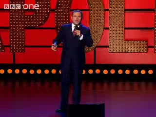 Jack Dee tells us his eco views on the BBC TV Live at the Apollo