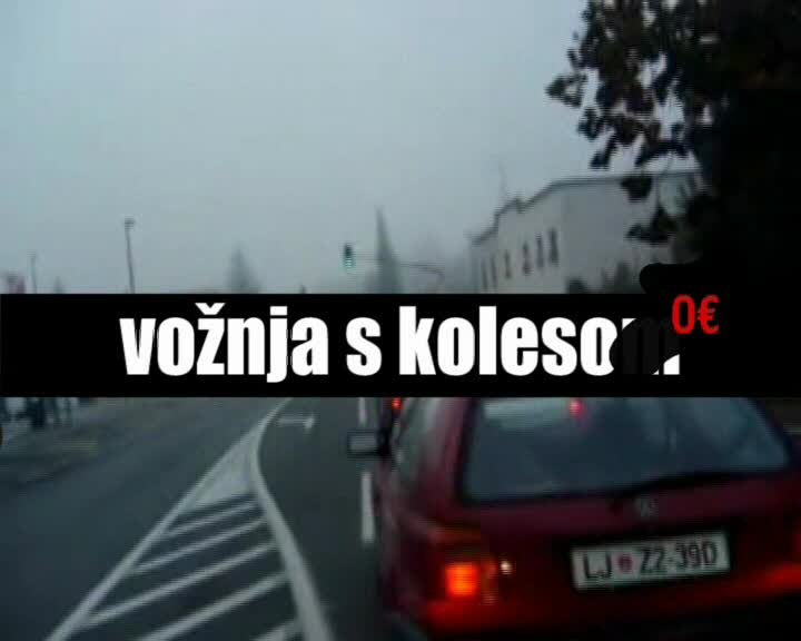 the video is a result of high schools competition on public tansport videos