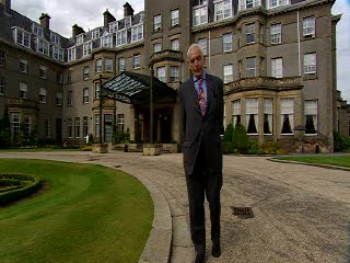 Peter Lederer chairman of VisitScotland and MD of Gleneagles talks to Valere Tjolle about VisitScotlands sustainability