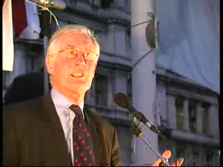 Watch Labour PM contender Michael Meacher