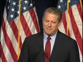 l Gore has issued a powerful challenge producing 100 percent of our electricity from renewable energy and truly clean carbon-free sources within 10 years Its achievable affordable and necessary And we need to make this break from past habits and old