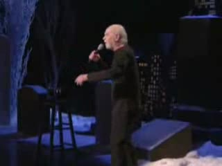 The late George Carlin shares his views on consumerism