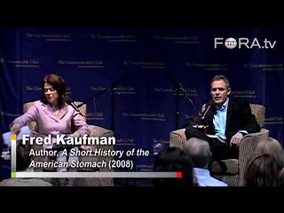 Author Fred Kaufman discusses the social cultural and economic impacts of Americas ever-increasing shift towards genetically modified foods