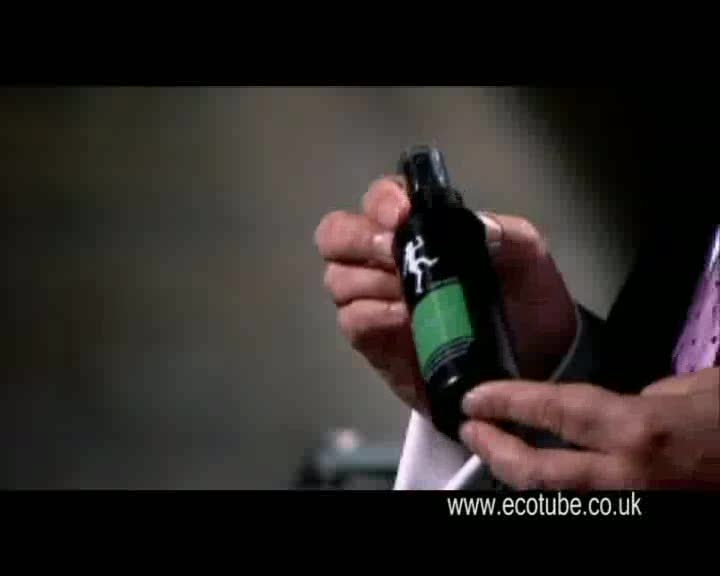 Howard and Patricia appear on BBC Dragons Den for Incognito Mosquito Spray