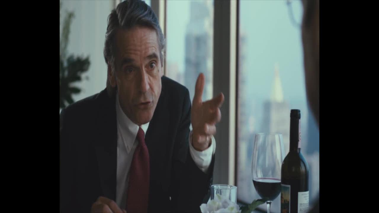Chilling Scene from the movie Margin Call discussing the credit crunch crash. Jeremy Irons & Kevin Spacey