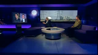 George Monbiot on Newsnight discussing the future for coal and nuclear power