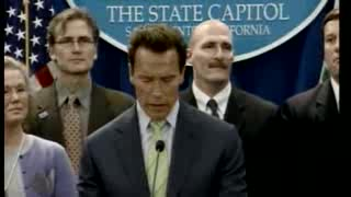 Gov Arnold Schwarzenegger on Monday praised President Barack Omamas order for the Environmental Protection Agency to reconsider Californias request to set its own standards for vehicle tailpipe emissions
