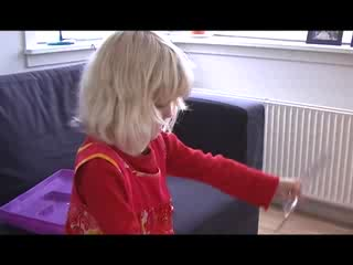 """Winner of Friends of the Earths Best One-minute green film award.   Director Ulla Jacobsen (Denmark) on her entry  """"Over-packaging of childrens toys takes on absurb dimensions...""""  What our judges said  """"Simple story simply told"""" - David Spro"""